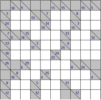 Astounding image regarding kakuro puzzles printable